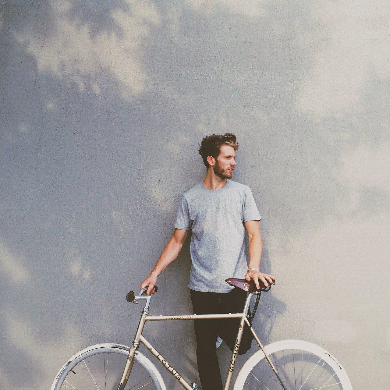 De juiste fiets voor heren